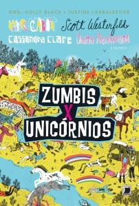 Capa Zumbis x unicornios AL.indd