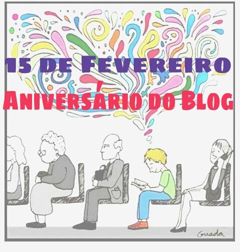aniversário blog