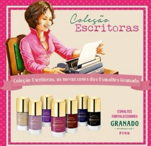 Colec_a_o_Escritoras_Granado