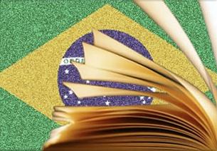 Brasil bandeira livro