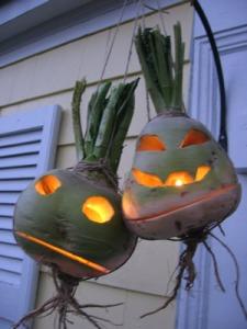 Nabo-de-Halloween
