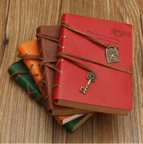 Caderno com capa de couro e folhas em branco, ótimo presente para os escritores das horas vagas! http://pt.aliexpress.com/item/Romantic-Design-Vintage-Retro-Classic-PU-Leather-Blank-Pages-Notebook-Journal-Diary-Travel-Paper-Sketchbook/32594005808.html?spm=2114.02010208.3.21.S9AK8g&ws_ab_test=searchweb201556_6,searchweb201602_2_10017_10005_10006_10034_10021_507_10022_508_10020_10018_10019,searchweb201603_1&btsid=4d023f76-191e-46d9-9b07-821a8170d007&smToken=a25a25302b464d9594e63d7dcadbc3d2&smSign=HrY1JuyT%2BD24FMbQ7sYxDQ%3D%3D