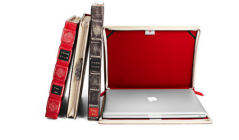 Sempre quis? Sempre quis! https://www.twelvesouth.com/product/bookbook-for-macbook-air-retina