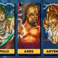 Especial Personagens da Mitologia Grega