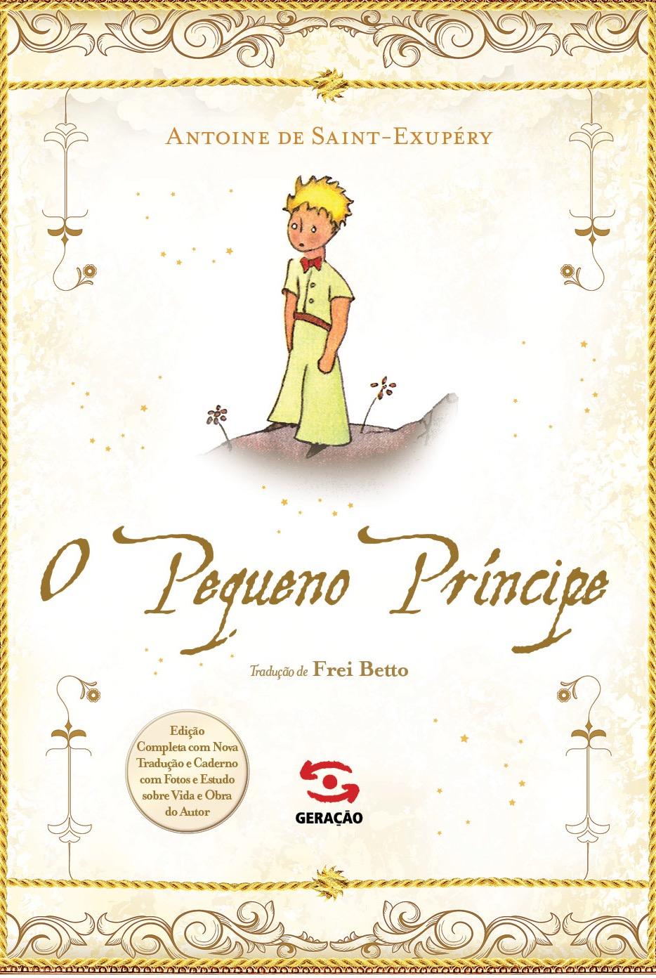Resenha E Frases O Pequeno Príncipe Antoine De Saint Exupéry